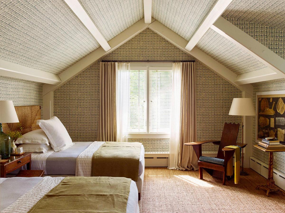 Deco Chambre Style Cottage Anglais house tour :: ce cottage en bord de mer dans le maine est