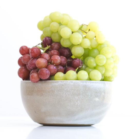 bol à raisins bio