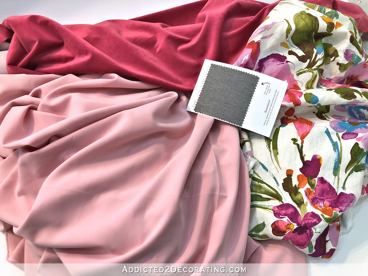 tissus pour salon avec tissu causeuse gris foncé