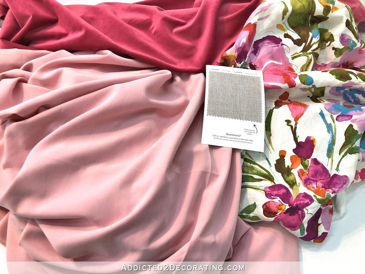 tissus pour le salon avec tissu de causeuse gris clair