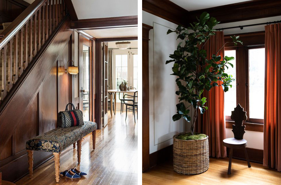 détails de la maison | visite de maison d'artisan historique moderne jacey duprie