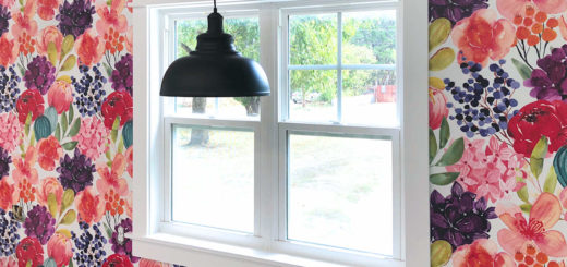 how to wood fill, sand, caulk and paint window and door trim 2