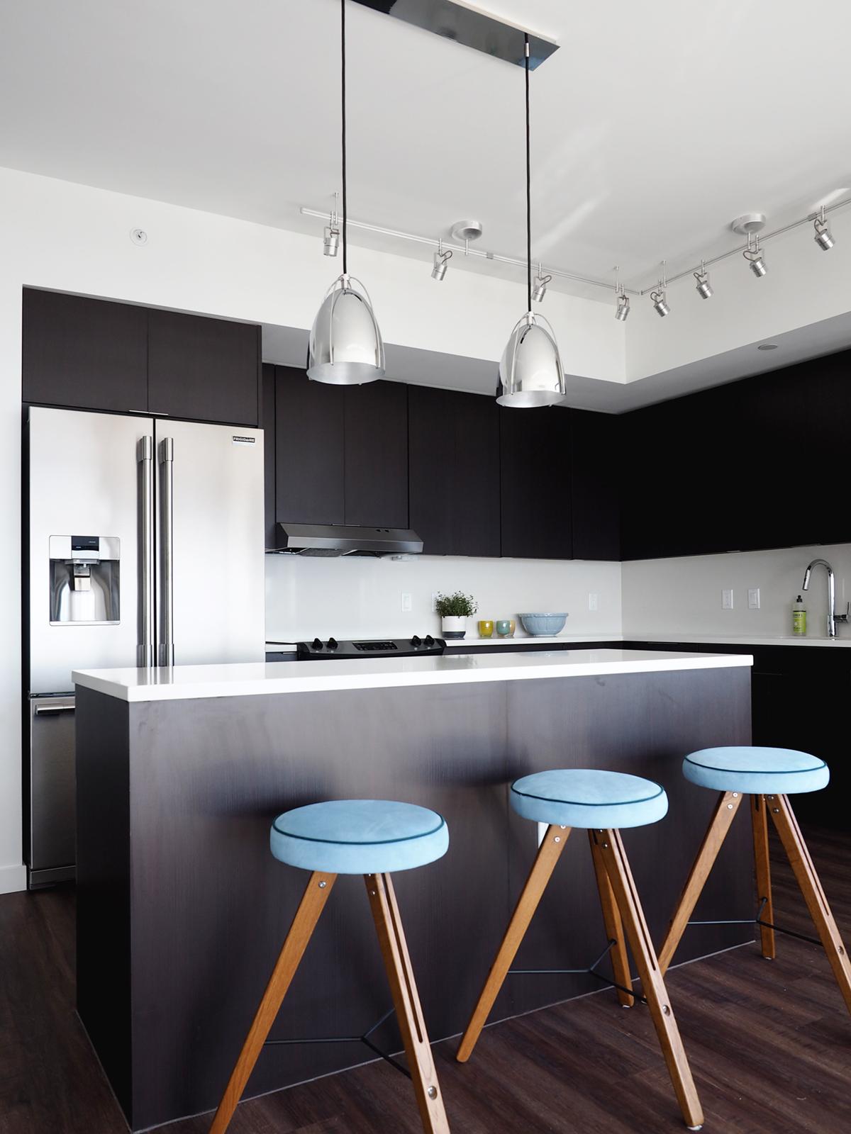 comment créer un look nautique moderne dans cet appartement de seattle | Coco Kelley