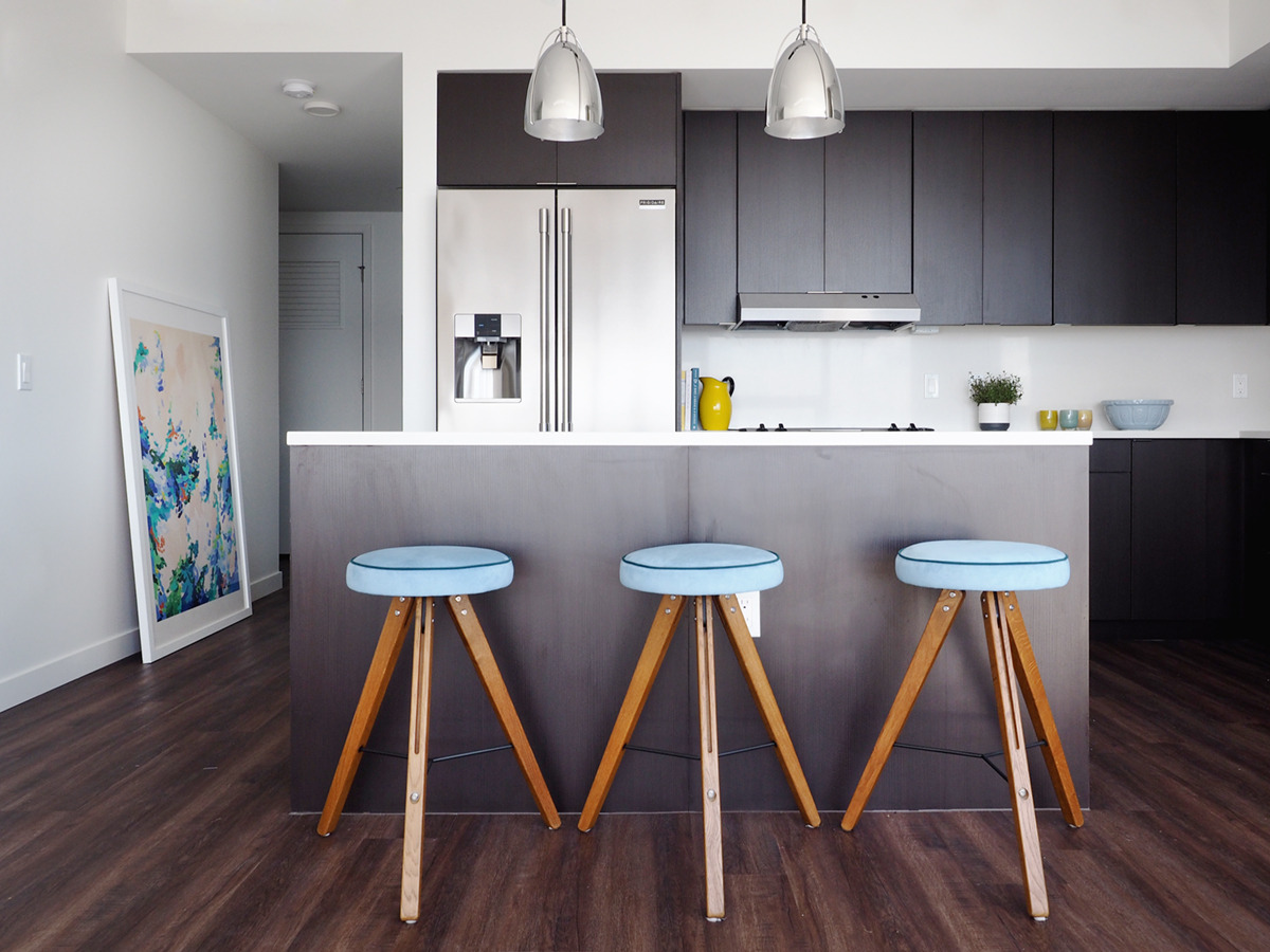 style nautique moderne dans un appartement de la ville de seattle | Coco Kelley