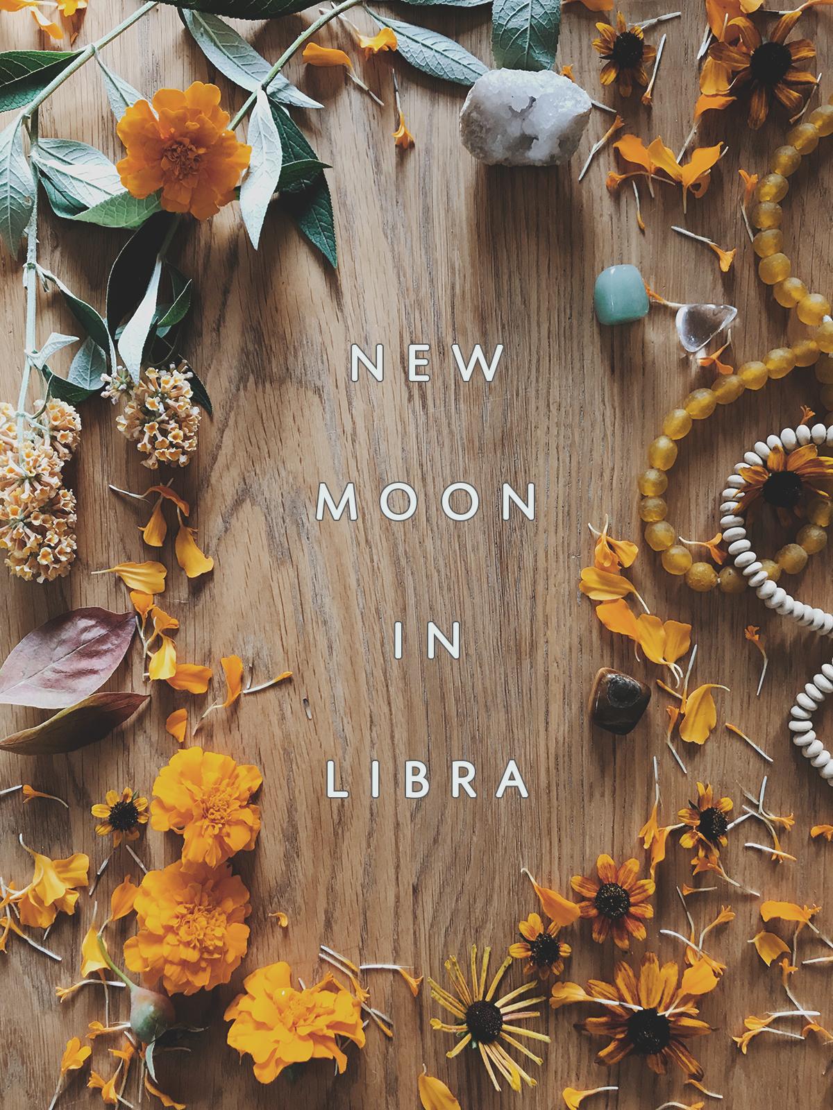 lectures d'oracle de lune nouvelle lune en balance sur coco kelley