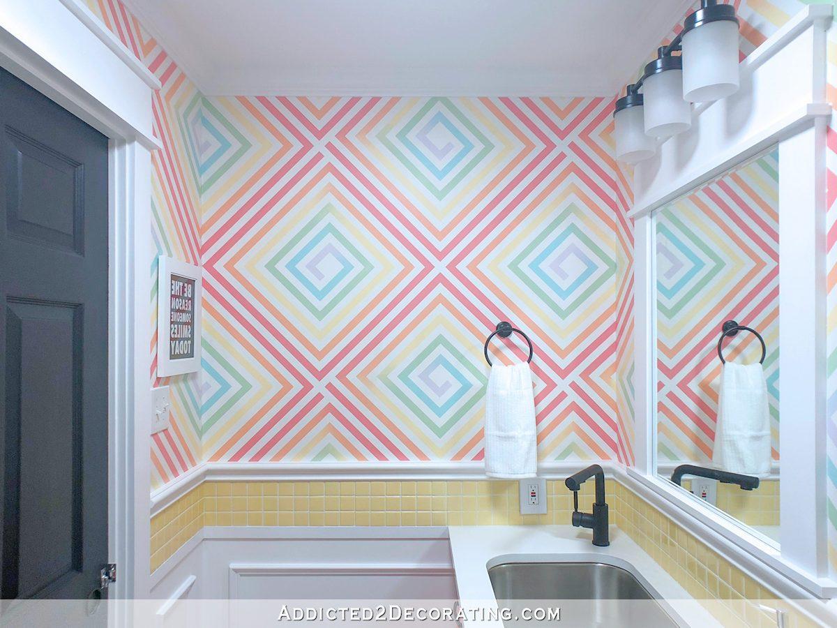 studio fini, demi-salle de bain - 20