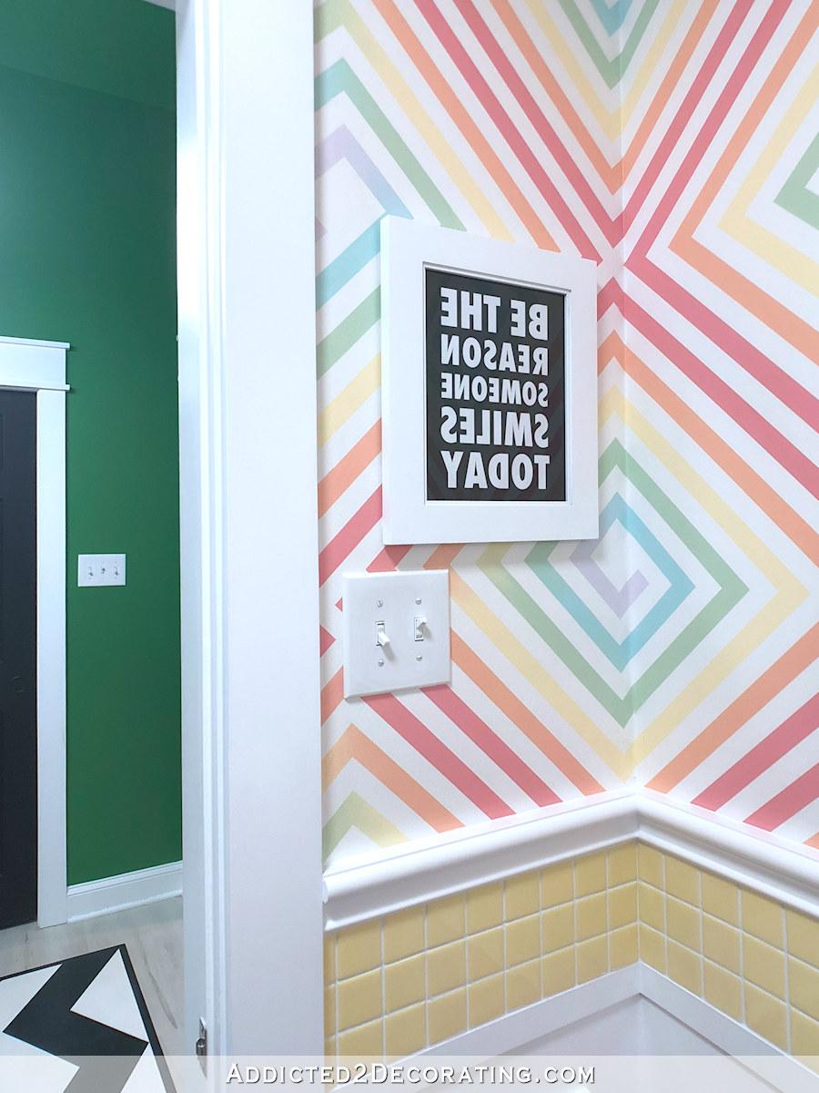 studio fini, demi-salle de bain - 4