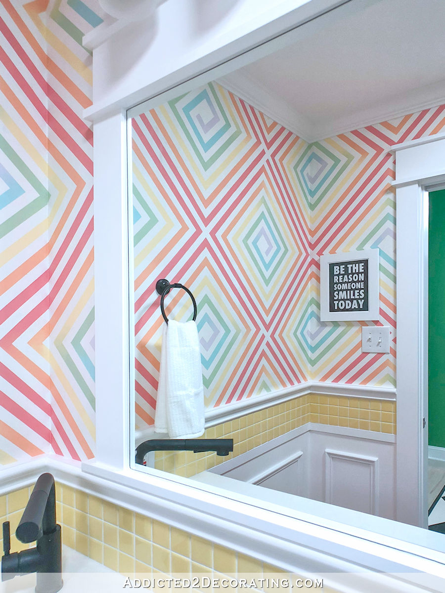 studio fini, moitié salle de bain - 5