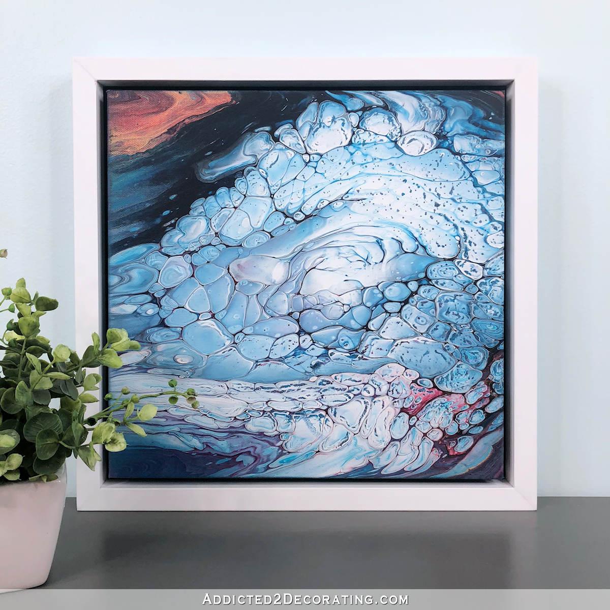 Effet De Nuage Acrylique Pour Peinture Plus Une Alternative