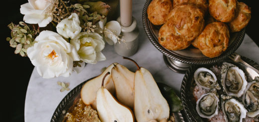 a french inspired menu for thanksgiving with recipes