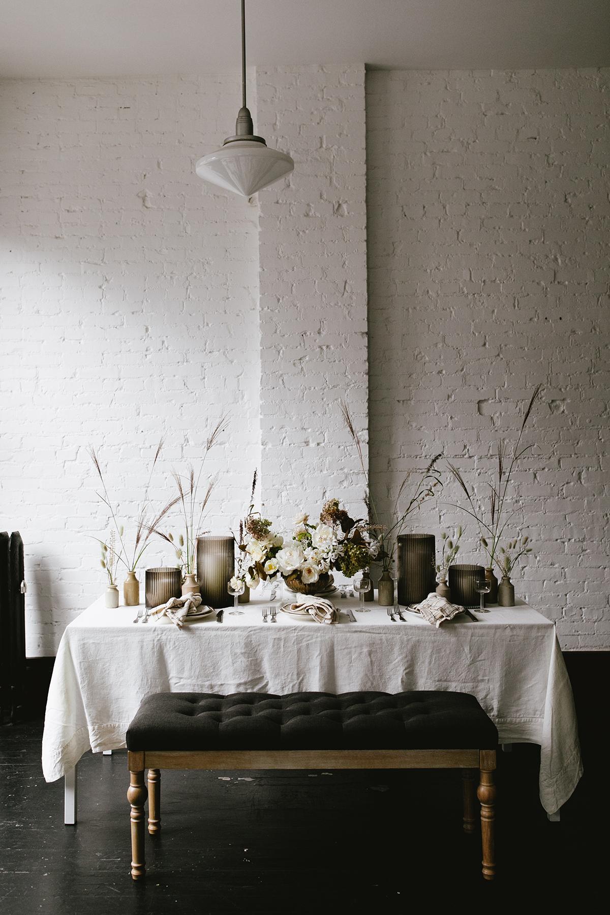 plateau de Thanksgiving d'inspiration française moderne | Coco Kelley