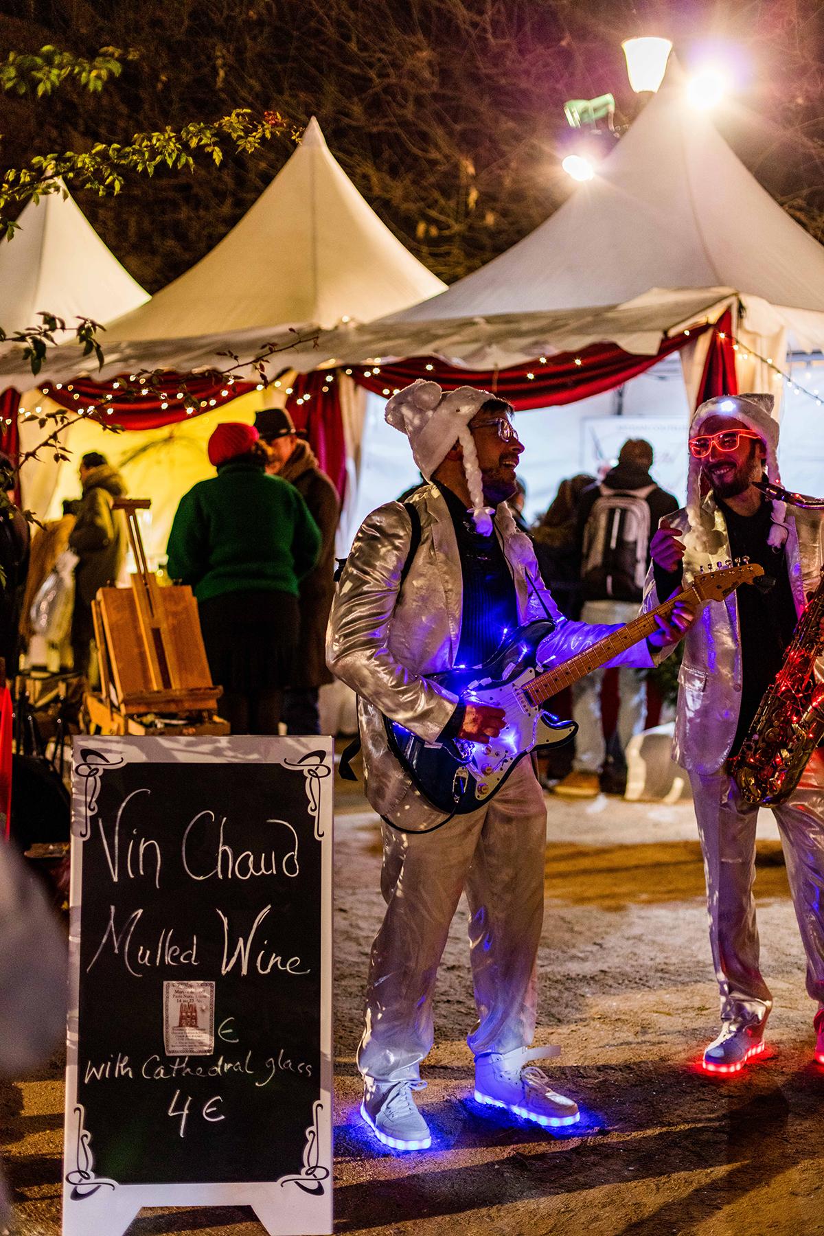 marchés de noël en france | des vacances d'hiver à paris