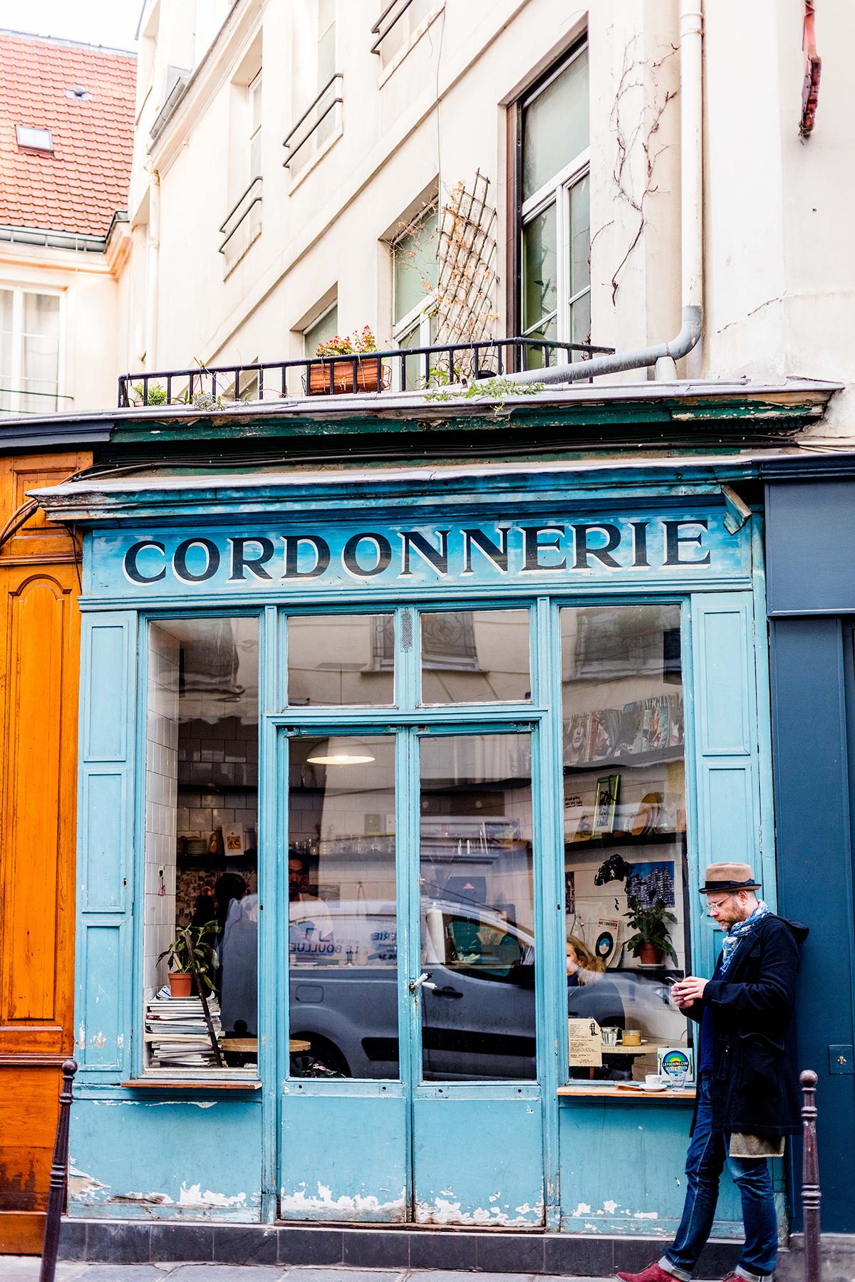 des vacances d'hiver à Paris avec Miranda Estes | coco kelley