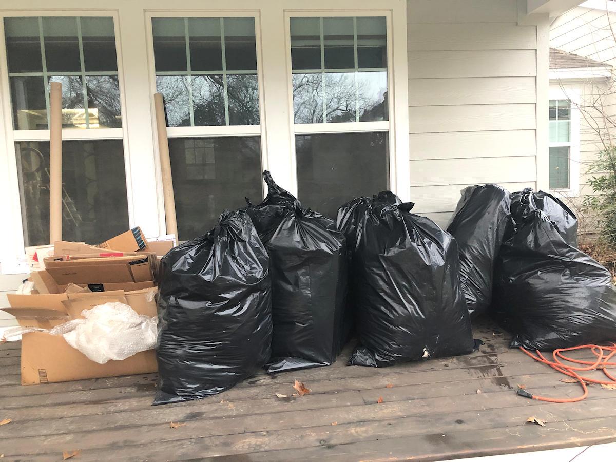 COP semaine 1 - huit sacs, recyclage - 2