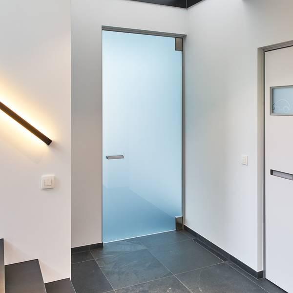 Poign/ée de poign/ée en aluminium Porte porte coulissante am/éricaine porte simple et fen/être multi-fonctions petite poign/ée porte coulissante porte-balcon poign/ée deffort Couleur : Blanc